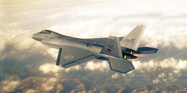 Milli savaş uçağına F-35 füzesi! 'Dünyada 2 ülke geliştirdi'