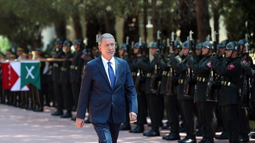 Milli Savunma Bakanı Akar: Birleşik Müşterek Harekat Merkezi faaliyete başladığını açıkladı