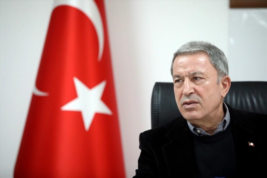 """Milli Savunma Bakanı Akar'dan """"Mutabakat"""" açıklaması"""