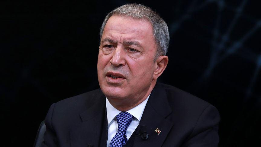 Milli Savunma Bakanı Hulusi Akar: S-400'den vazgeçmek söz konusu değil
