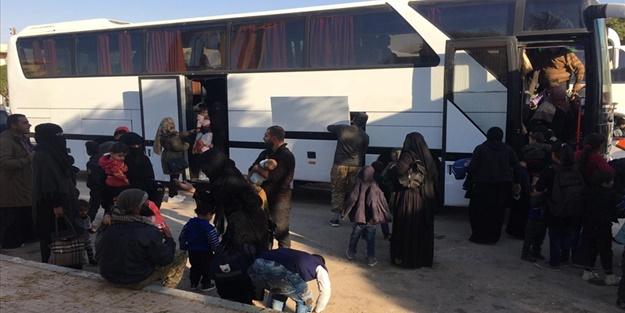 Milli Savunma Bakanlığı görüntüleri paylaştı: Dönmeye başladılar