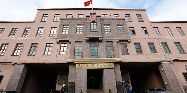 Milli Savunma Bakanlığı'ndan çekilme açıklaması