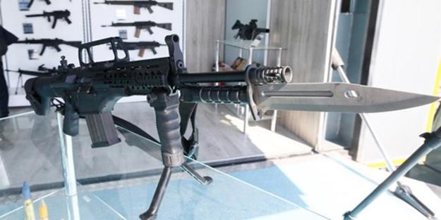 Milli silahlarımız görücüye çıktı