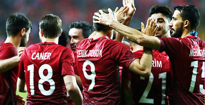 Milli Takım'ın UEFA Uluslar Ligi'ndeki rakipleri belli oldu