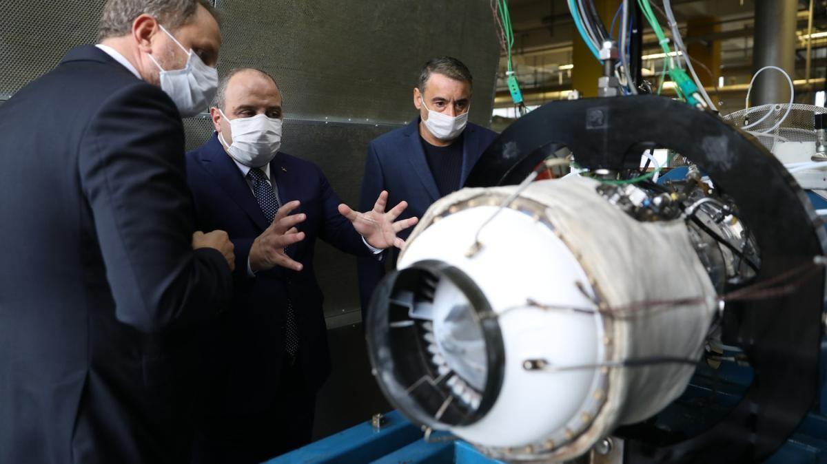 'Milli Turbojet' uçuracak