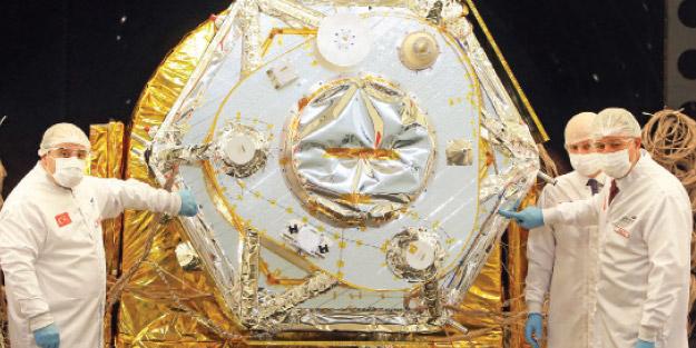 'Milli Uydunun' montajı tamam