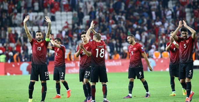 Millilerin Hırvatistan galibiyeti FIFA'nın manşetinde