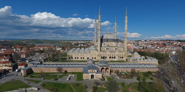 Mimar Sinan'ın ustalık eseri: Selimiye Camii