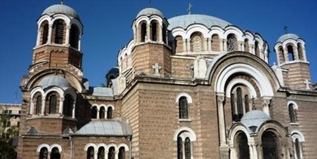 Mimar Sinan'ın yaptığı cami, minaresi yıkılarak kiliseye çevrildi