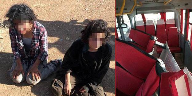 Minibüsteki gizli bölmede yakalanmıştı! 'İlk pişmanlığı 40 kadın PKK'lıyla uyandığımda yaşadım'