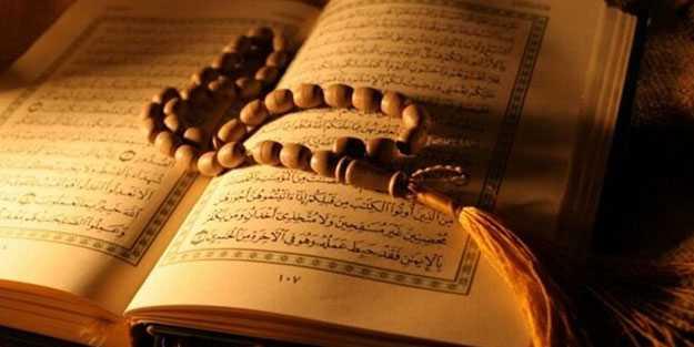 Minicik çocuktan Kur'an tilaveti