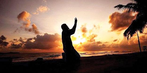 Miraç kandili duası