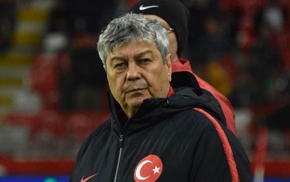 MİRCEA LUCESCU'DAN BURAK YILMAZ TEPKİSİ: KADRO DIŞI KALMIŞ...