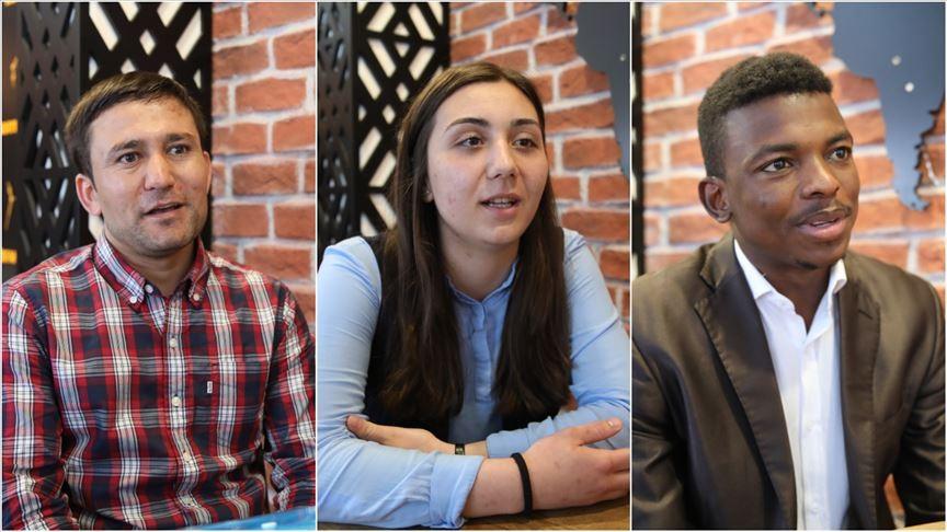 Misafir öğrencilerin Türkiye'de ramazan izlenimleri