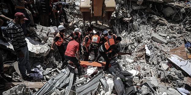 Mısır Gazze'ye insani yardım malzemesi yolluyor
