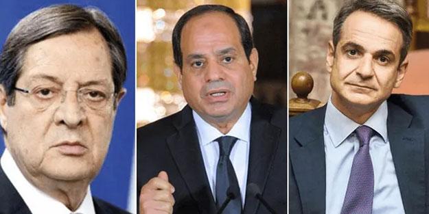 3 ülkeden Türkiye'ye karşı ortak zirve! Mısır'da toplanacaklar