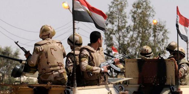 Mısır Ordusu 'operasyon başlıyor' demişti! Bilançosu ortaya çıktı