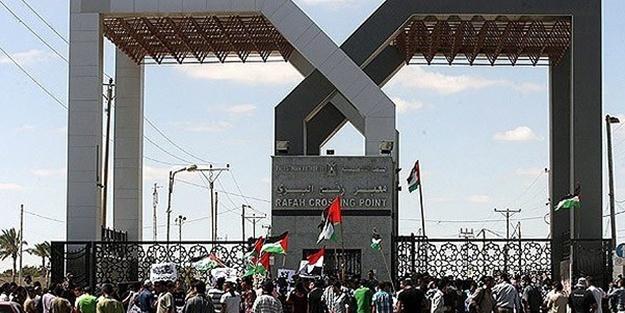 Mısır', Rafah sınır kapısını kapatmamış!