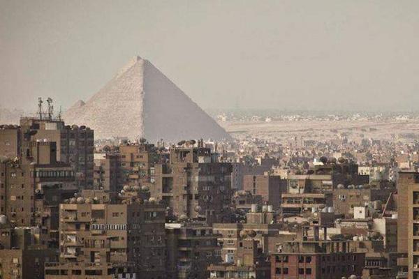 Mısır: Türk uçakları tepemizde uçuyor