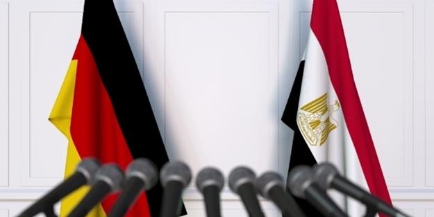 Mısır ve Almanya'dan 5 anlaşma birden!