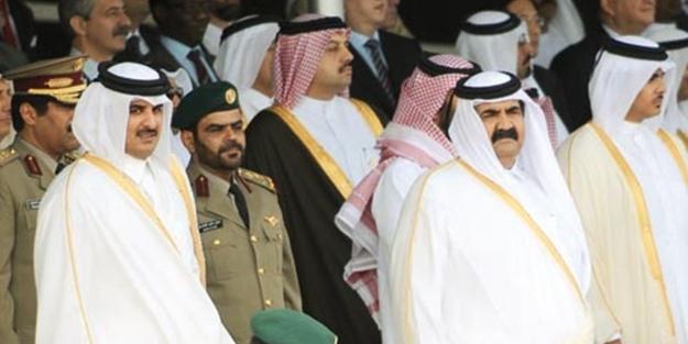 Mısır ve Katar birbirine girdi
