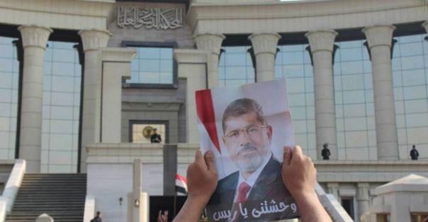 Mısır halkı cunta mahkemesini titretti