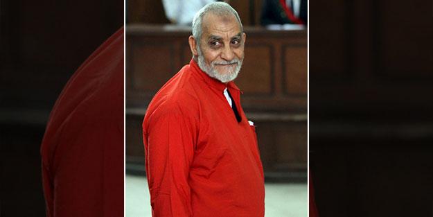 Mısır'da 9 İhvan yöneticisine beraat!