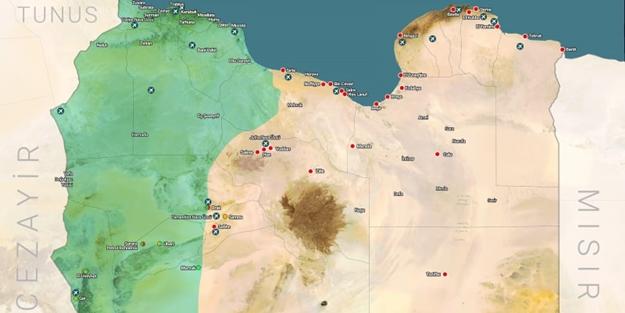 Mısır'dan flaş 'Libya' kararı! Müdahale için ilk adım