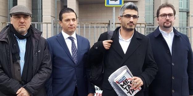 MİT mensubunu ifşa eden Odatv'nin genel yayın yönetmeni tutuklandı!