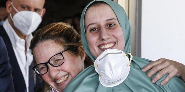 MİT tarafından kurtarılan Silvia Ayşe Romano: Birçok ayet beni kalbimden vurdu