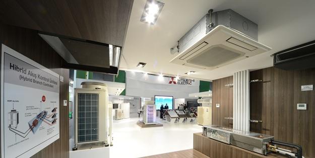 Mitsubishi Electric'ten 'Havalı' teknoloji