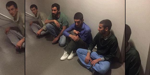 MİT'ten PKK'ya darbe! Teröristler Türkiye'ye getirildi