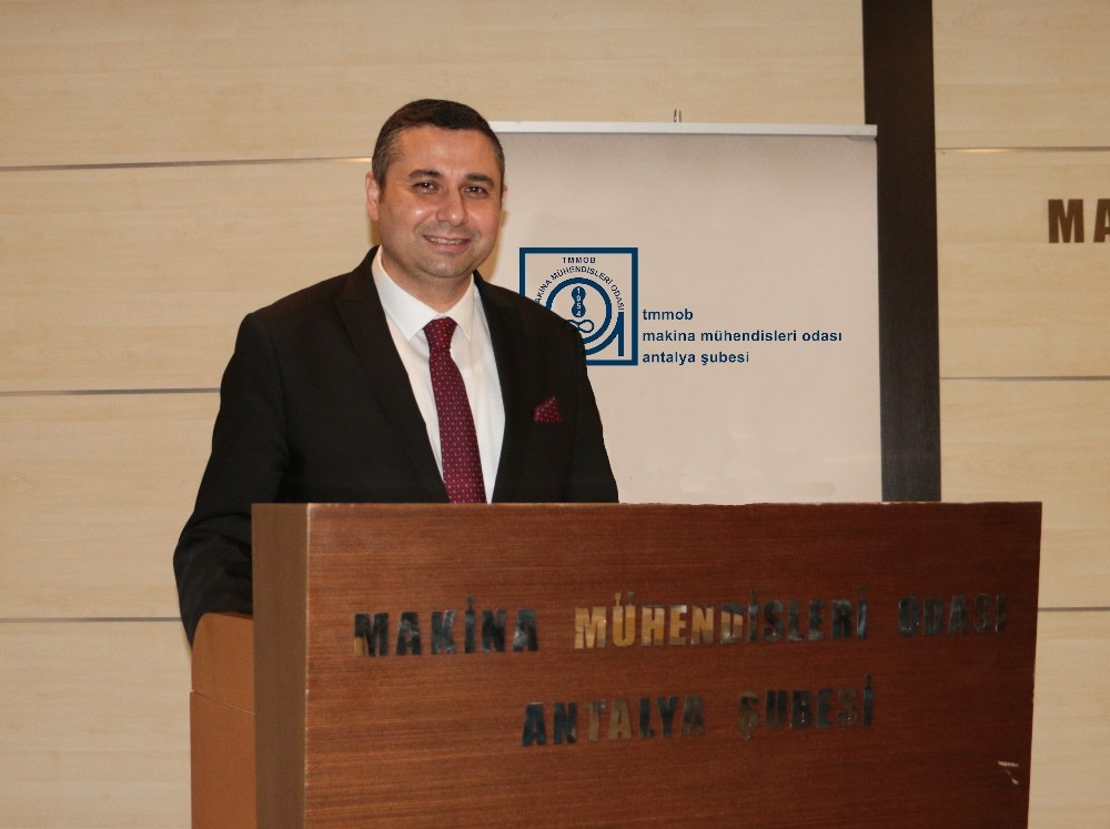 MMO Antalya Şube Başkanı Atmaca: