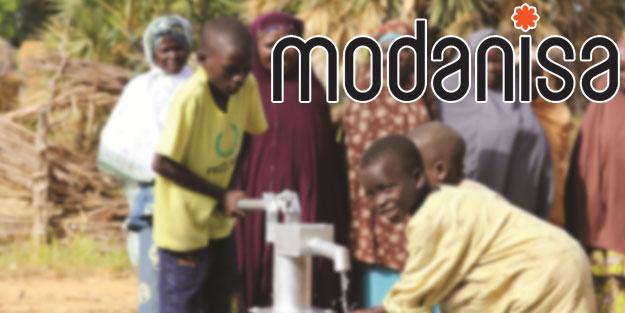 Modanisa'da alışveriş Afrika'da suya dönüşüyor