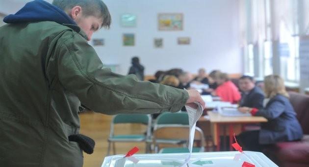 Moldova'daki seçimlerin sonunda parlamentoya 4 siyasi parti girdi