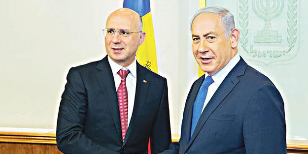 Moldovalı kukladan ABD'ye Kudüs rüşveti