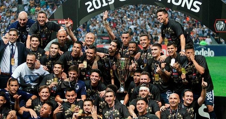 Monterrey şampiyon oldu