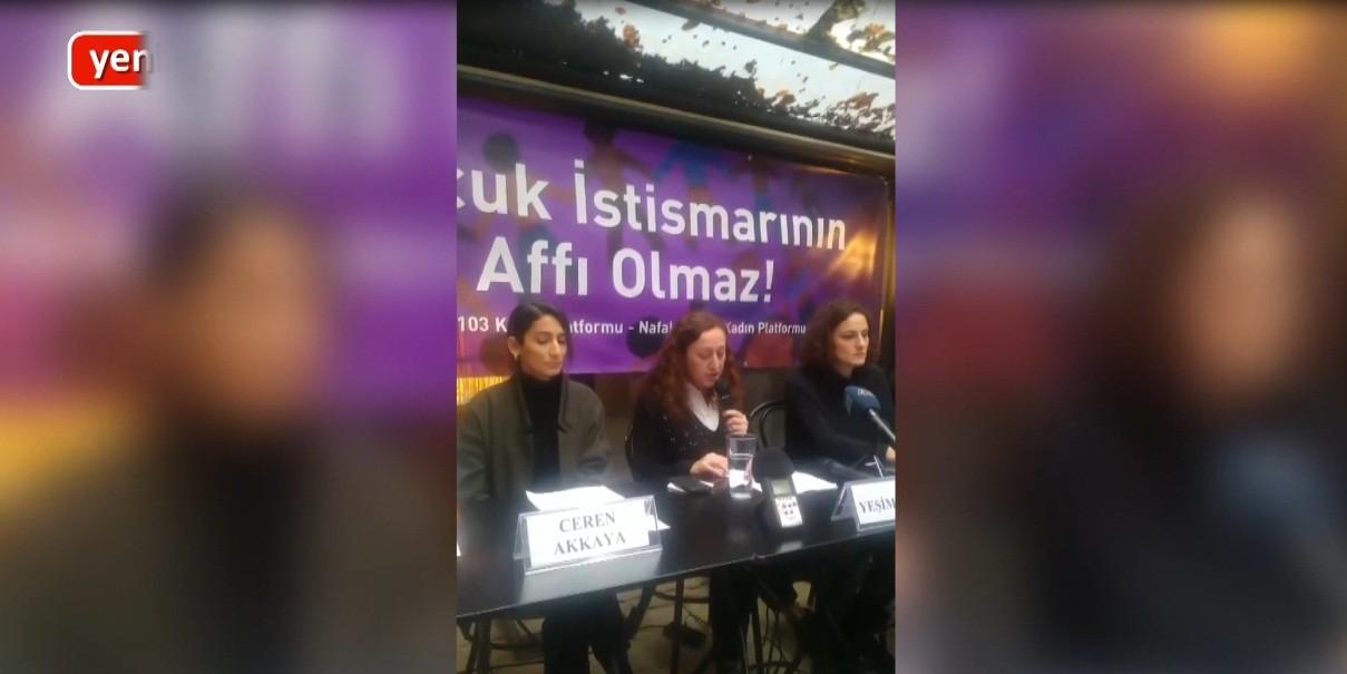 Mor Çete'den aşağılık iftira: Cumhurbaşkanı Erdoğan'ı 'istismarcı'ları affetmekle suçladılar