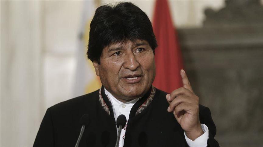 Morales'den BM ve Katolik Kilisesi'ne arabulucuk çağrısı yaptı