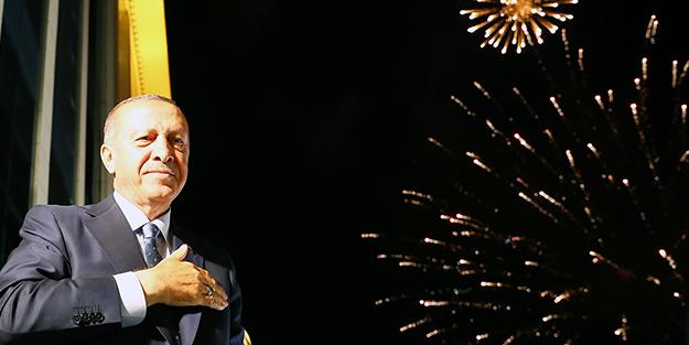 Moritanya liderinden Erdoğan'a tebrik