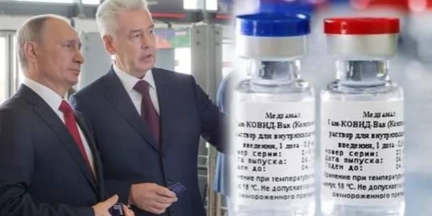 Moskova Belediye Başkanı'ndan koronavirüs aşısıyla ilgili şok açıklama