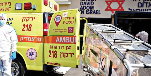 İsrail'den BAE'ye korona operasyonu