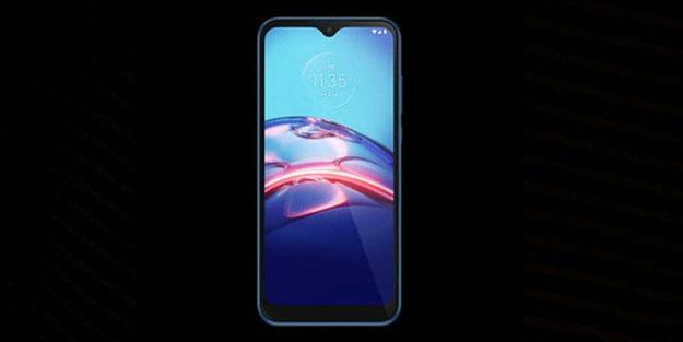 Motorola'nın uygun fiyatlı akıllı telefonu Moto E7 tanıtıldı! İşte özellikleri