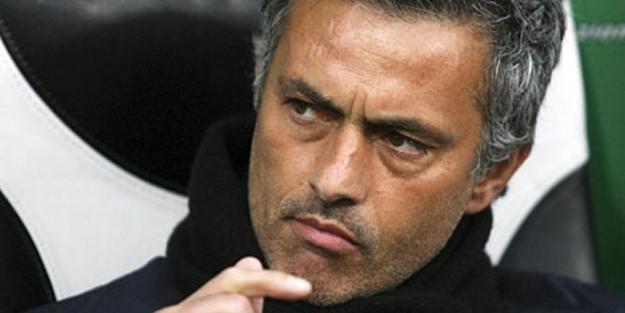 Mourinho'nun kupa serisi sona erdi