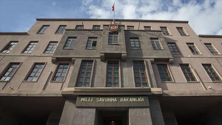 MSB: Barış Pınarı Harekatı'nda sivillere, tarihi/dini yapılara zarar verilmedi
