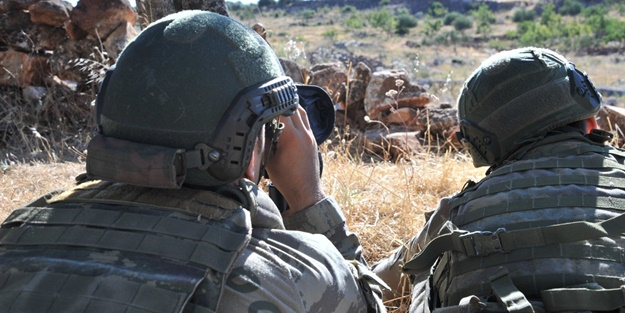 MSB duyurdu: 20 PKK/YPG'li terörist yakalandı