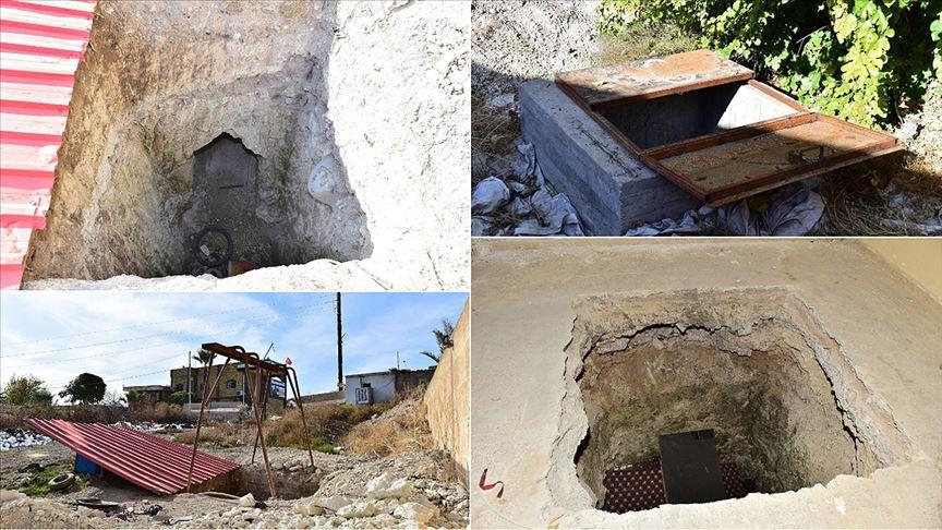 MSB: Rasulayn'da yeni tüneller bulundu