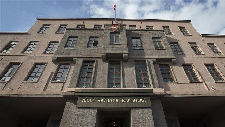 MSB: TSK, Güvenli Bölge tesisinde uluslararası hukuk çerçevesinde hareket etmektedir