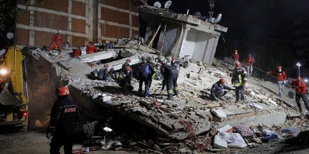 MSB'den İzmir açıklaması: Kriz masası oluşturuldu