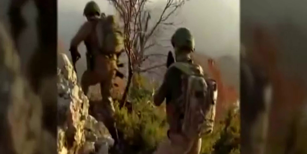 MSB'den Sakarya Marşı ile teröristlere göz dağı